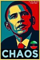 Obama using chaos